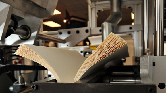 تولید چاپ و طراحی کتاب و مجلات