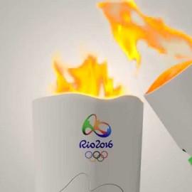 مشعل المپیک ریو