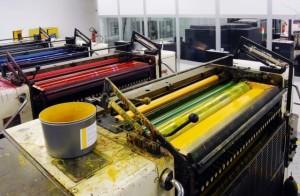 پیشکسوتان صنعت چاپ