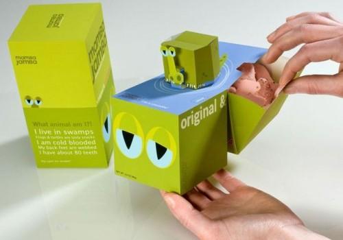 نکاتی در مورد طراحی گرافیک بسته بندی خلاق