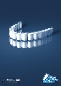 اینم یه پوستر خوب-شیر واسه سلامت دندونا خیلی مهمه