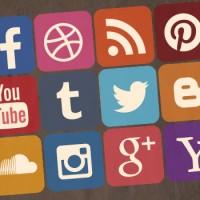 لوگو وکتور شبکه های اجتماعی