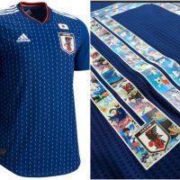رتبه بندی بهترین لباسهای جام جهانی از نظر طراحی/ ژاپن درصدر و ایران قعرنشین
