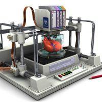 ابداع زیست چاپگر سه بعدی جهت چاپ بافت مصنوعی به رهبری دانشمند ایرانی